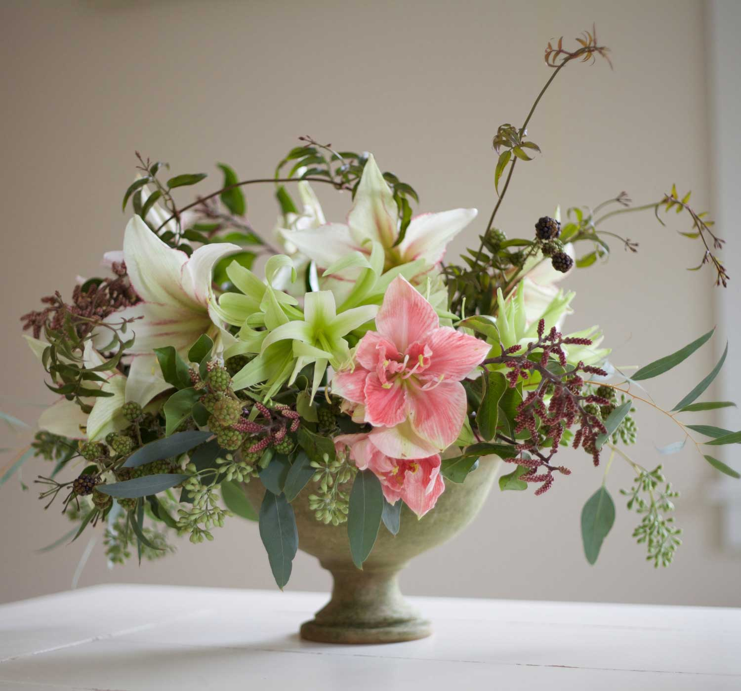 How to Use Amaryllis as Cut Flowers - Longfield Gardens