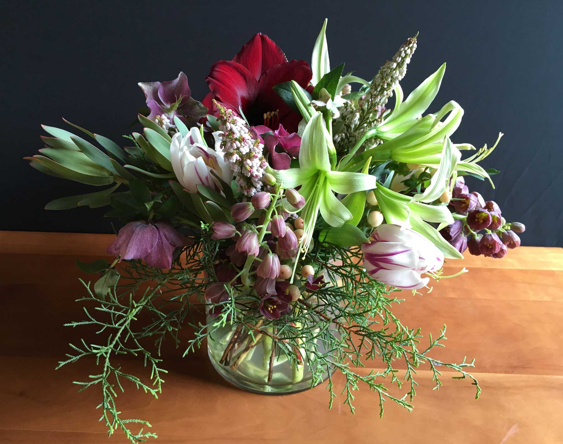 How To Use Amaryllis As Cut Flowers Longfield Gardens
