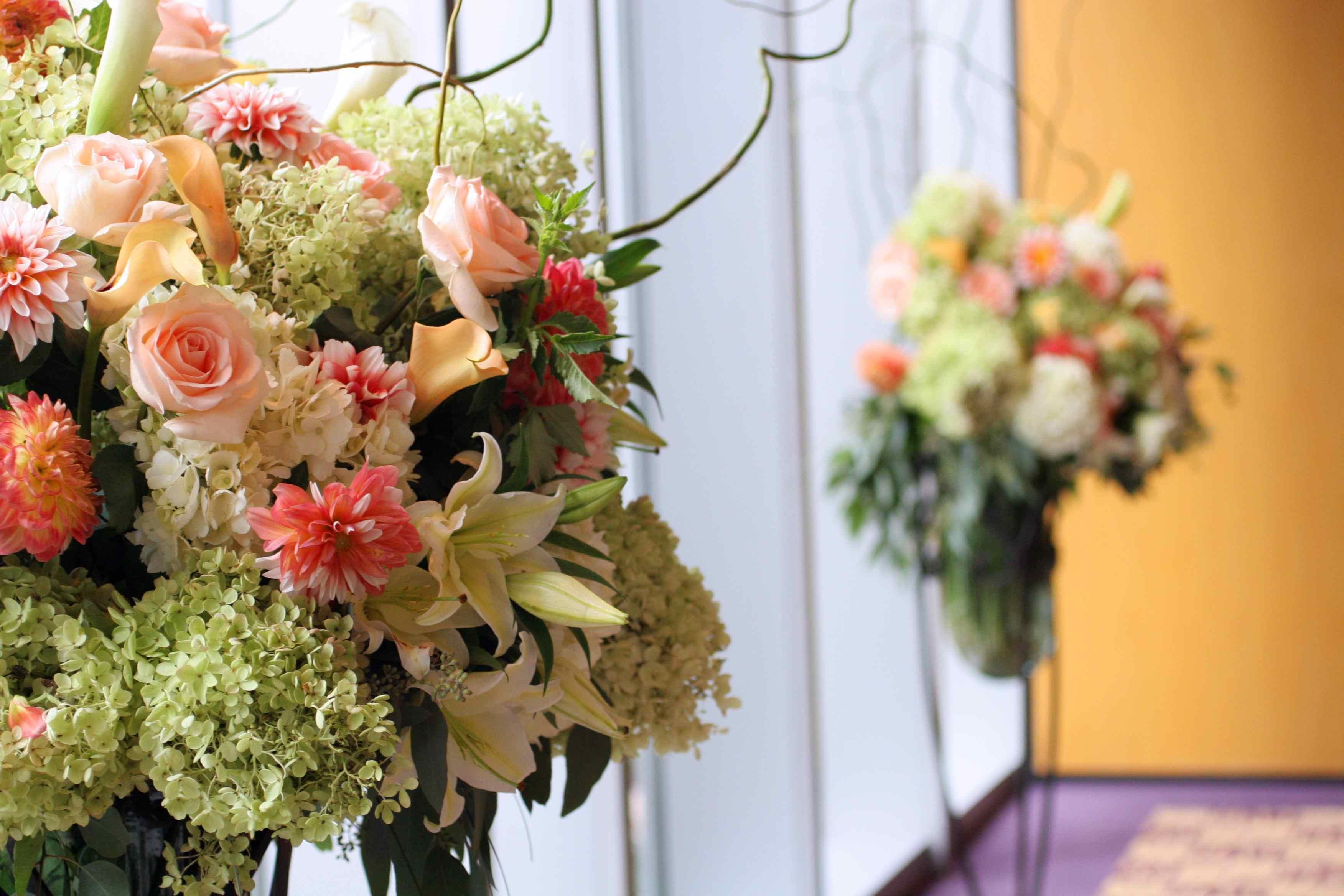 Wedding Flowers Calla Lily - Longfield Gardens