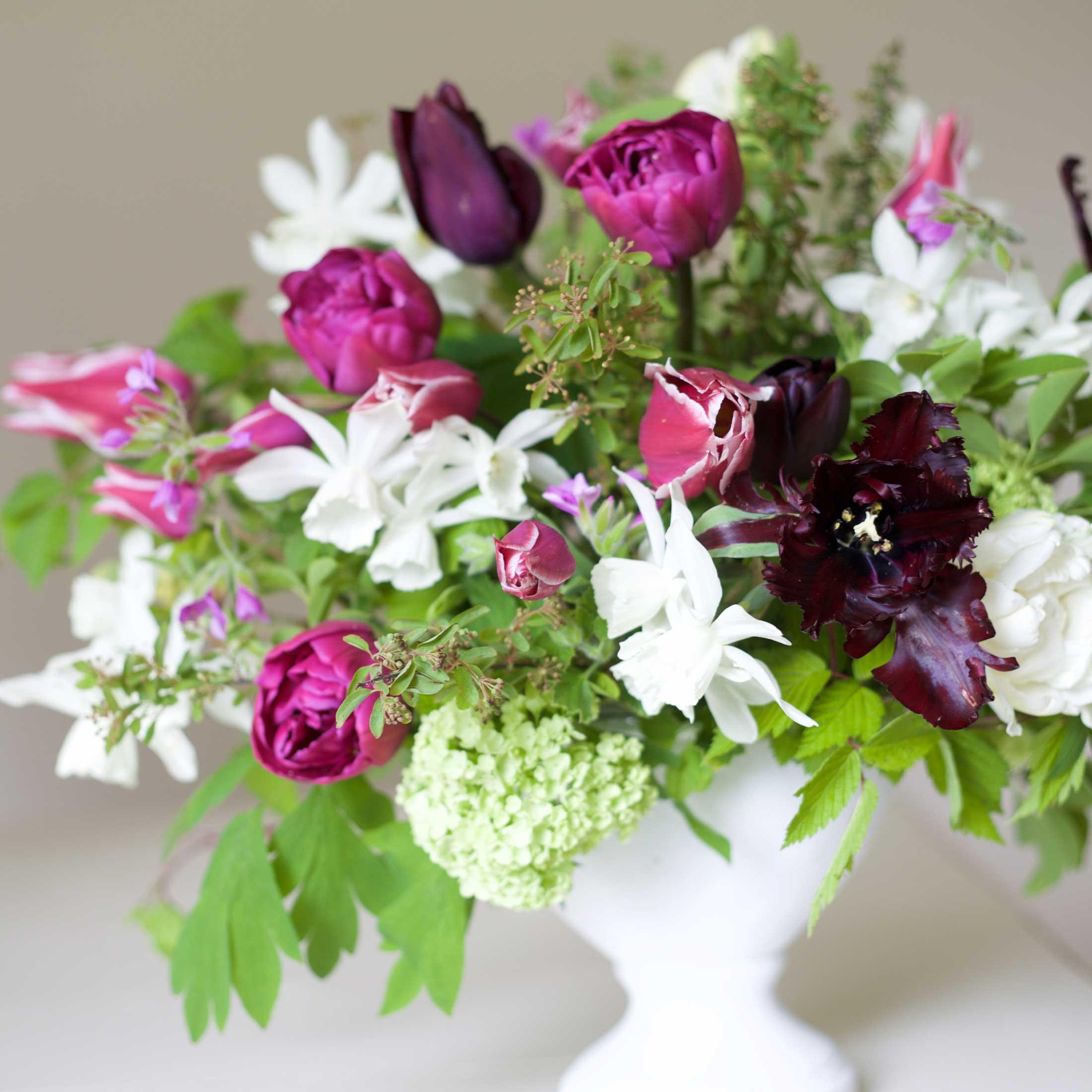 American Flowers Week - Longfield-Gardens