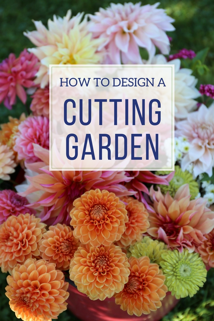 How to Design a Backyard Cutting Garden - Longfield Gardens