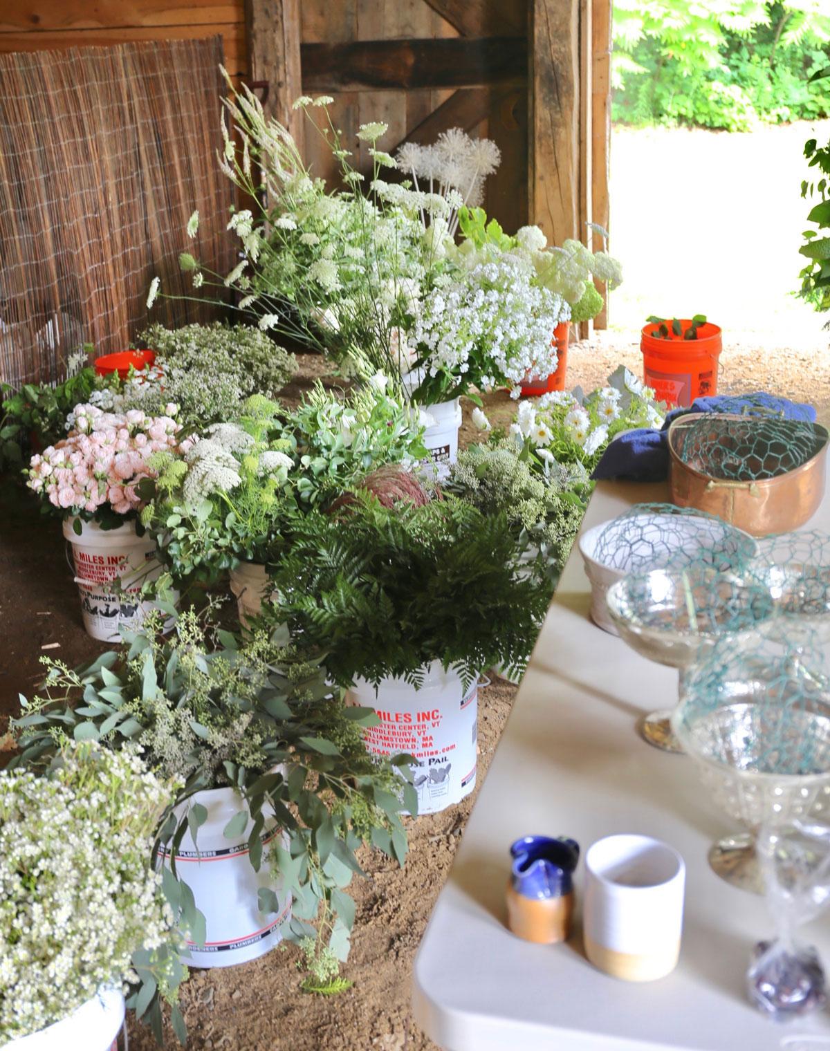 DIY-Wedding-Flowers-Longfield Gardens