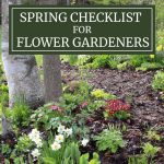 Spring Checklist for Flower Gardeners