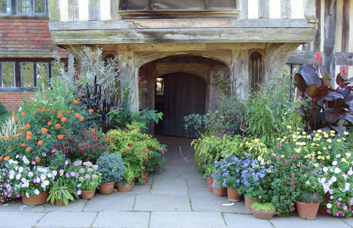 How To Group Container Plants Tips From Great Dixter Longfield