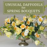 Unusual Daffodils for Spring Bouquets
